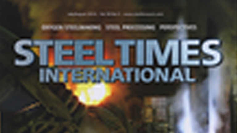 Interview mit Dr. Matthias Gierse in Steel Times International